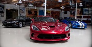 Video: The 2013 SRT Viper GTS Visits Jay Leno's Garage