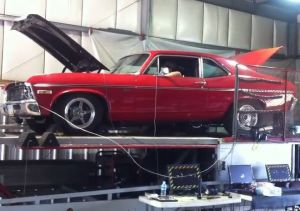 Video: 1,000 RWHP Turbo '72 Nova On The Dyno