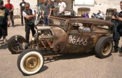 old drag car right hand drive