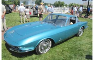"Corvette of Steel: The Pininfarina ""Rondine"""