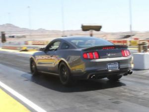 Video: Hear The Shelby 1000 Roar Down The Drag Strip