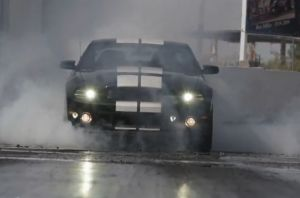 Video: 2013 Shelby GT500 Hits The Drag Strip