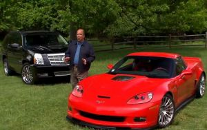 Video: Motorweek Tests the SLP ZL610 Corvette and SLP Escalade
