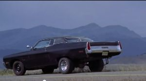Video: Jacked Up 1973 Plymouth Fury III In The Movies