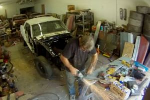 Video: Timelapse Rebuild Of A '68 Mustang