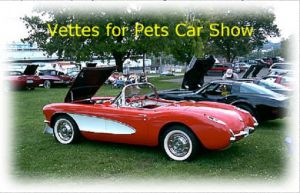 Vettes for Pets Car Show Benefiting Pennsylvania No-Kill Shelter