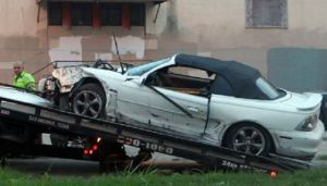 Mustangs As Getaway Cars: Chase Leads To Wreck, Death