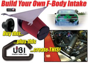 AIRAID Lets You Build Your Own First-Gen F-Body Intake