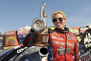 Enders, Force Underscore Truth That Drag Racing Welcomes Women