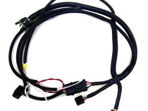 Nitrous Express Custom Nitrous Wiring Harness For C5 Corvettes