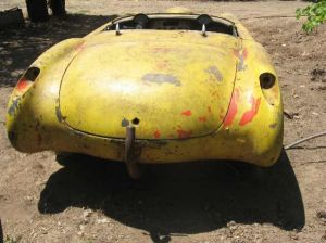 "Corvette ""Field Find"" May Have Interesting History"