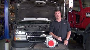 Video: Turbo Upgraded Duramax Makes 500HP, Easy