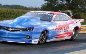 Alston Race Cars Unveils New '12 Pro-Link Camaro