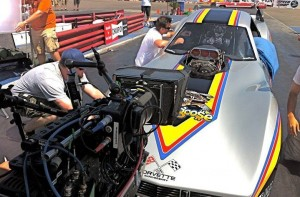Film About Famous Drag Racers Snake & Mongoose Progressing