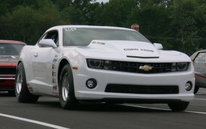 UPDATED: ATI COPO Camaro Debuts At Cecil County With 8.74 Best