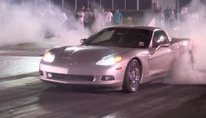 510 Race Engineering Builds ProCharged 10-Second C6 Corvette