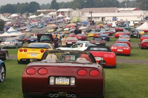Carlisle 2012: Inside the World's Largest Corvette Show