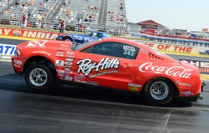 Roy Hill's Named Official Drag Racing School Of Ford Racing