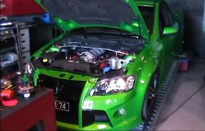 Video: What If The Incredible Hulk Was A 600 RWHP Holden Ute?