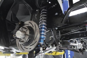 Shifting Weight and Steering Straight – BlownZ's Front Suspension
