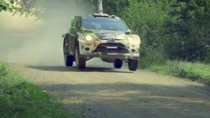 Video: Watch Ken Block Tear Up Finland