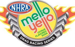 Mello Yello Officially Named NHRA Series Title Sponsor