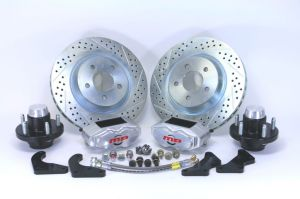 Master Power Brakes Releases Brake Upgrades For Classic Muscle Cars