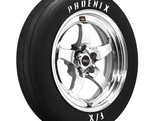 Coker Tire Releases a 17-Inch Phoenix Front Runner Drag Tire