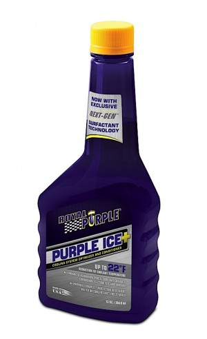 "Royal Purple Launches ""Next Gen"" Purple Ice"