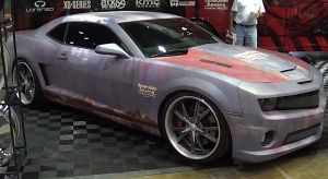 Video: Rat Rod 5th-Gen Camaro Impresses Crowd…and Us.