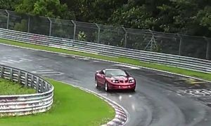 Video: Trans Am WS6 Almost Crashes -On The Nurburgring!!