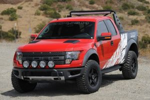 Roush And Greg Biffle Team Up On Custom Charity Raptor
