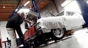 BluePrint Chevelle Gets New LS Engine Performance Extras