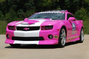 Pink Camaro to Pace AdvoCare 500 for Awareness and Fundraising