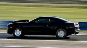 Video: Cambria's COPO Camaro Runs 8.88 In Early Testing