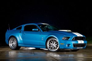 850 Horsepower GT500 Unveiled As Tribute To Carroll Shelby
