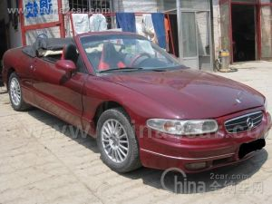 Only In China: A Mustang Converted Into A Mercedes…Poorly