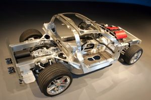 Light Makes Right – 60 Years of Corvette Weight Reduction Tech
