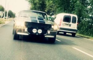 Video: Eleanor Mustang Takes A European Roadtrip