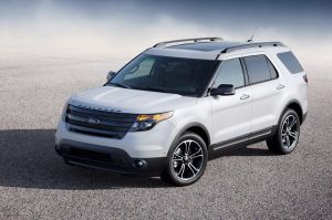 Ford Finally Rates 2013 Explorer Sport At 365 Horsepower