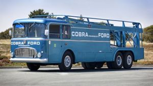 Carroll Shelby's Car Transporter Up For Grabs