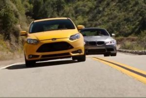 Video: The First Round Of Fords Focus ST Sessions Hits Web
