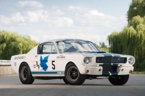 1965 Shelby GT350R Sells For Just Shy Of $1 Million