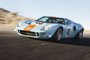 Ford GT40 Sells For Record $11 Million