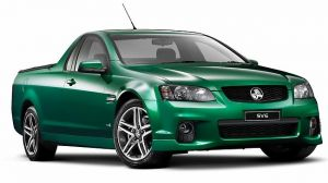 "Report: ""Chicken Tax"" Kills Import Plans For Holden Ute"