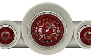 Classic Instruments Releases Gauge Cluster For '59-60 Chevy's
