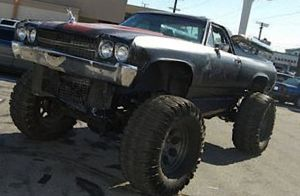 "eBay Find of the Day: Doritos ""JACKED"" El Camino"