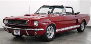 The Very Last '66 Shelby GT350 Convertible Ever Built
