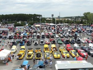 Late Model Restoration's Complete Coverage of Mustang Week 2012