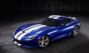 Chrysler Announces 2013 SRT Viper Launch Edition